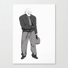 Mike Ermantraut  Canvas Print