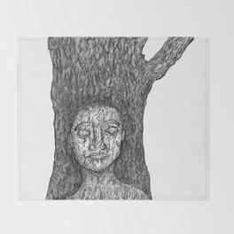 Kasia Tree Throw Blanket