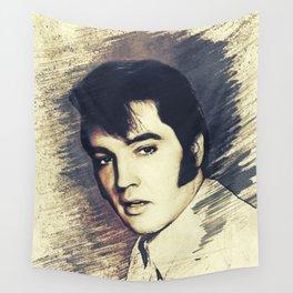 Elvis Presley, Music Legend Wall Tapestry