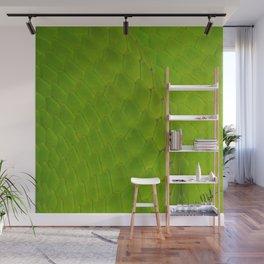 Green Mamba Wall Mural