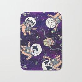 CatStronauts Bath Mat
