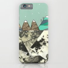 Winter Slopes Slim Case iPhone 6s