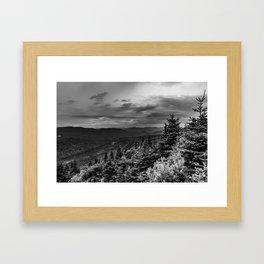 Mont-Kaaikop Framed Art Print