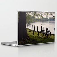 bicycle Laptop & iPad Skins featuring Bicycle by L'Ale shop