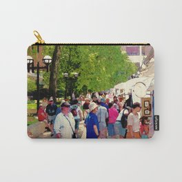 Art Patrons Carry-All Pouch
