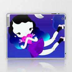 dreamy cute character Laptop & iPad Skin