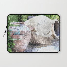 Urns watercolour Laptop Sleeve