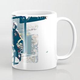 Goalie - Ice Hockey Player Coffee Mug