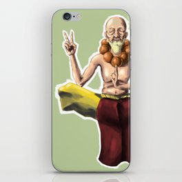 Peace be upon you iPhone Skin