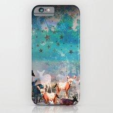 Deer Enchanted Forest  iPhone 6 Slim Case