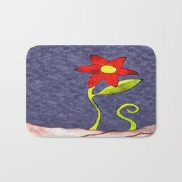 Little Flower Bath Mat