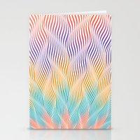 hocus pocus Stationery Cards featuring Focus lotus hocus pocus, colored by J. J. Jailbird