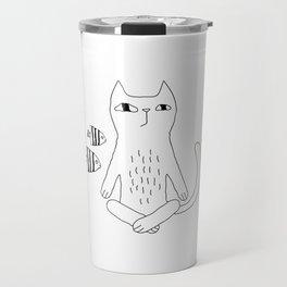Catvana Travel Mug