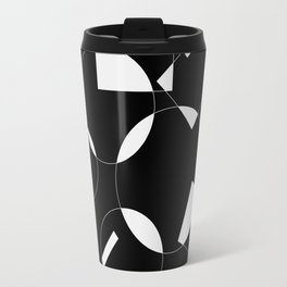Where does a thought go when it's forgotten? 2-6 Travel Mug