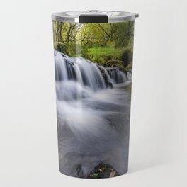 Mountian Water  Travel Mug