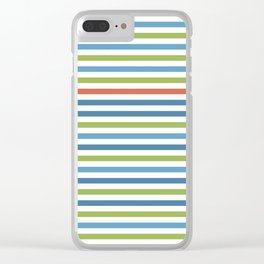 Roger Clear iPhone Case