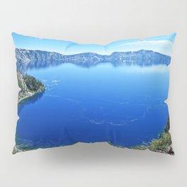 Deep Blue Pillow Sham