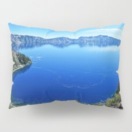 Deep Blue Pillow Sham