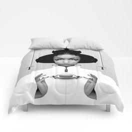 Nature of Saturn Comforters