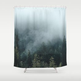 The Smell of Earth - Nature Photography Shower Curtain