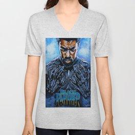 Black Panther Merchandise Unisex V-Neck