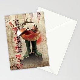 l'arracheur de dent Stationery Cards