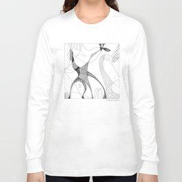 animorph 03 - giraffe Long Sleeve T-shirt