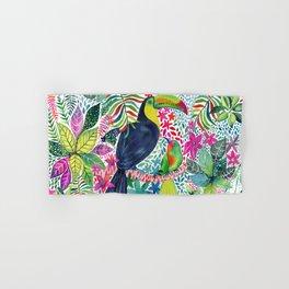 Toucan in the Rainforest Hand & Bath Towel