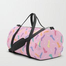Random Dick in Pink Duffle Bag