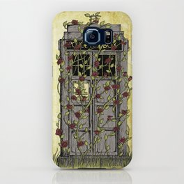 Rose- Doctor Who iPhone Case