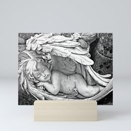 Sleeping Angel Mini Art Print