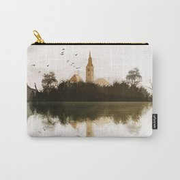 Lake Bled, Slovenia. Carry-All Pouch