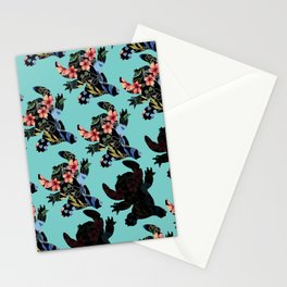 aloha stitch Stationery Cards