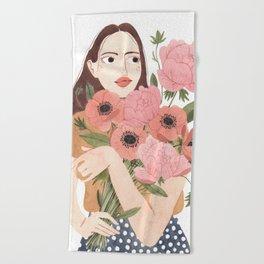 Leonora Beach Towel
