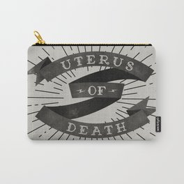 Uterus of Death Carry-All Pouch