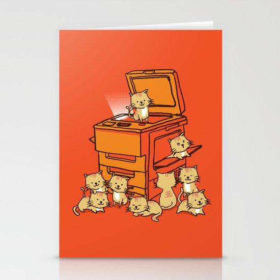 The Original Copycat Stationery Cards