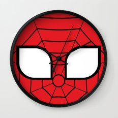 Adorable Spider Wall Clock