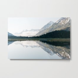 Moose Pass Metal Print