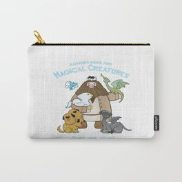 Hagrid's Home for Magical Creatures Carry-All Pouch
