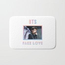 BTS Fake Love Design - RM Bath Mat