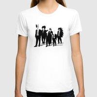 reservoir dogs T-shirts featuring Reservoir Enemies by ddjvigo