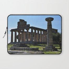 paestum i templi Laptop Sleeve