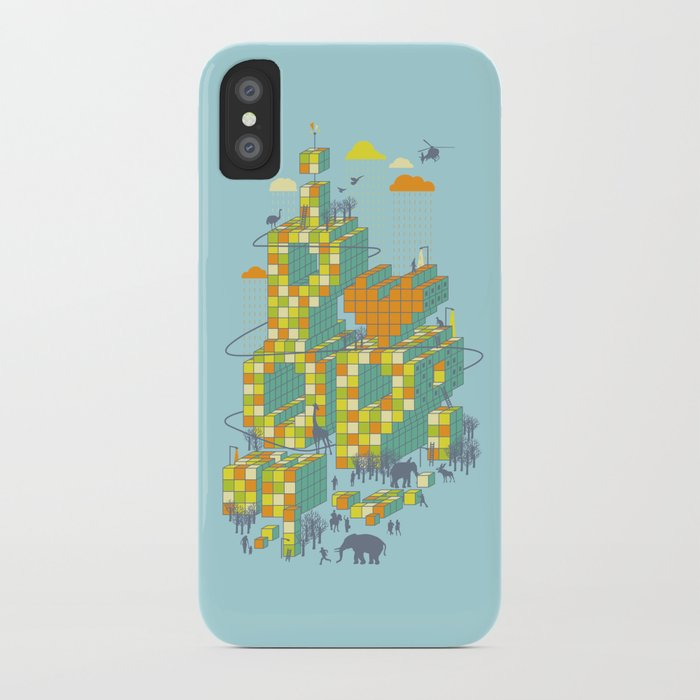 i love pop iPhone Case