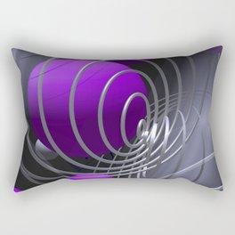 3D - abstraction -122- Rectangular Pillow