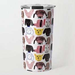 My Doggy Friends Travel Mug
