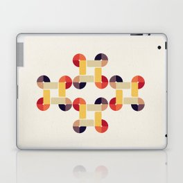 'round and 'round  Laptop & iPad Skin