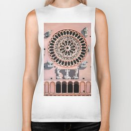 Assisi Cathedral Biker Tank
