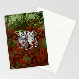Perry and Monty Stationery Cards