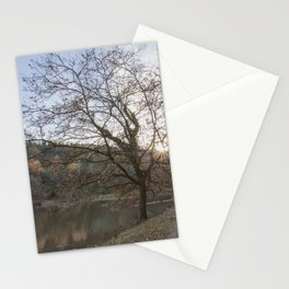Autumn Reflected - 6 Stationery Cards