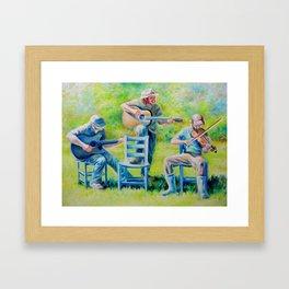 ABC (*Koinonia*) Framed Art Print